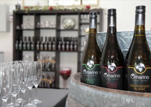 omarino wine park corporate functions wine tasting
