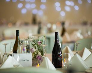 Omarino wine park table layout